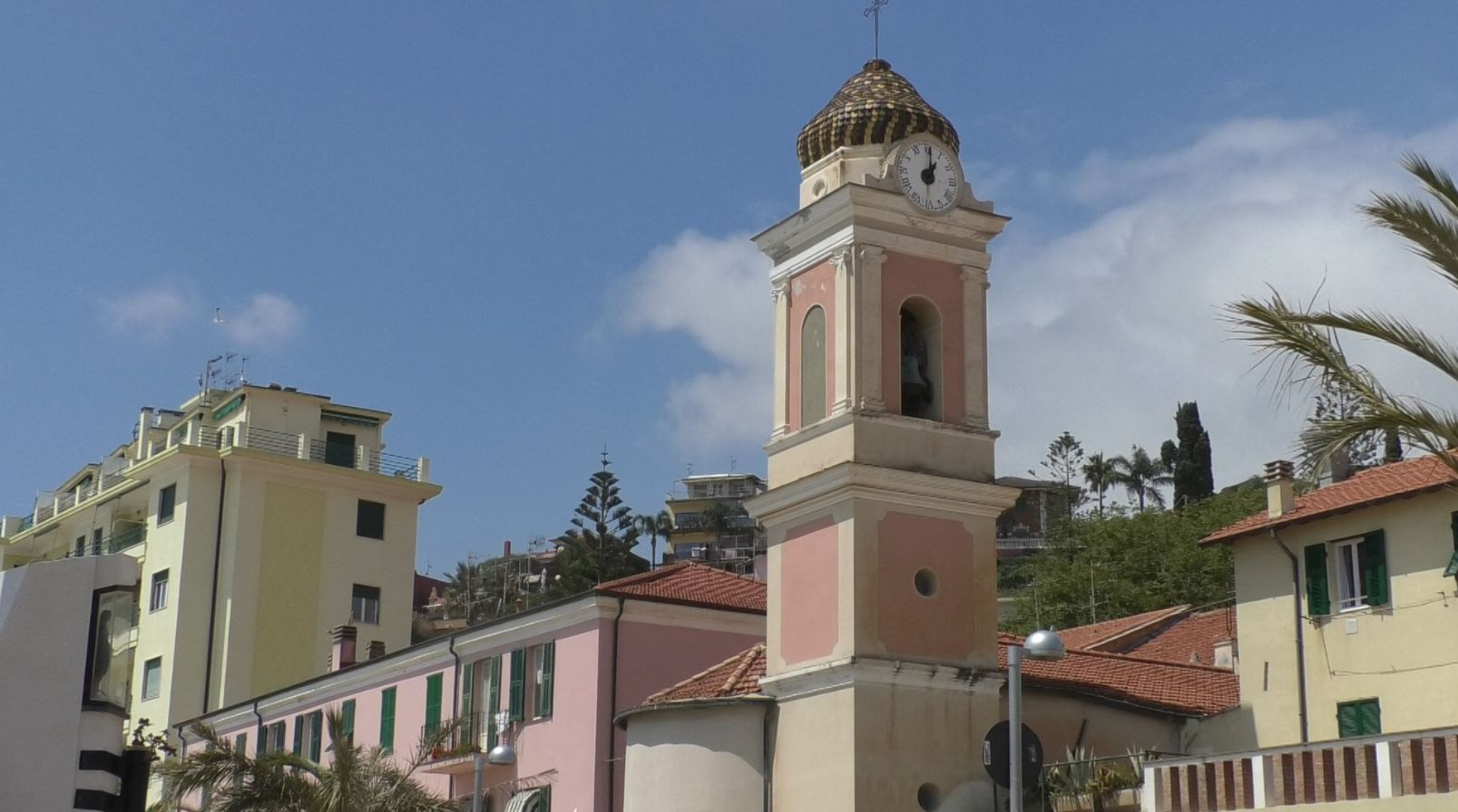 Chiesa di San Giuseppe - Arma di Taggia