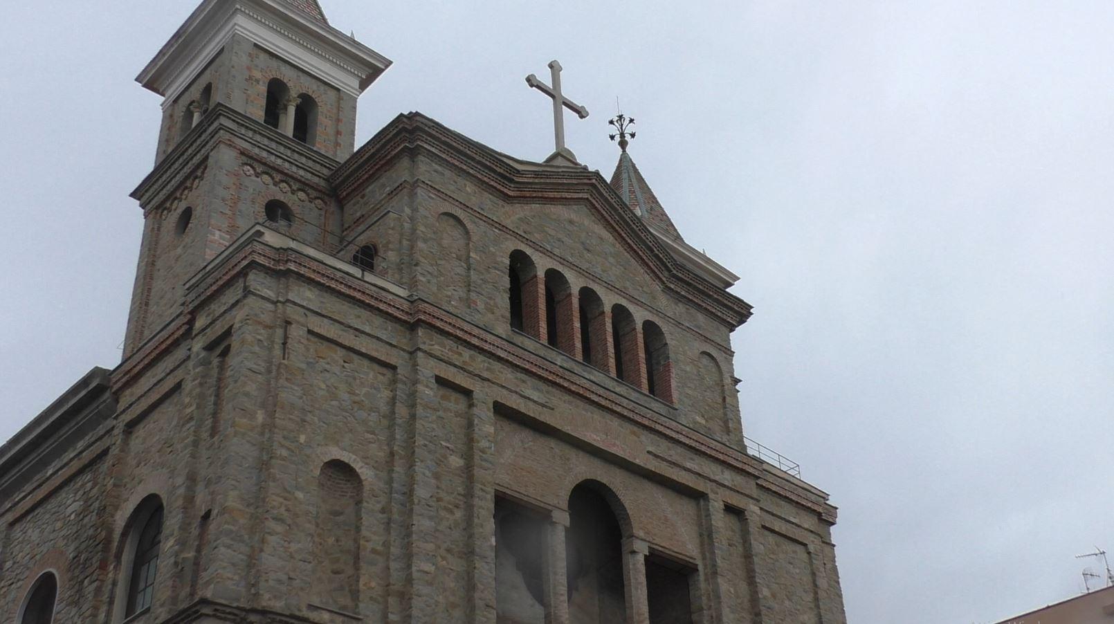 Chiesa di Sant'Antonio - Arma di Taggia