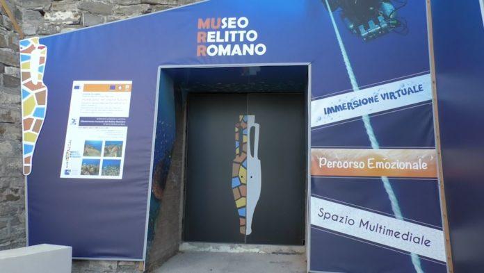 MURR museo relitto romano santo stefano