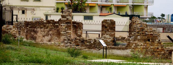 Villa romana foce sanremo