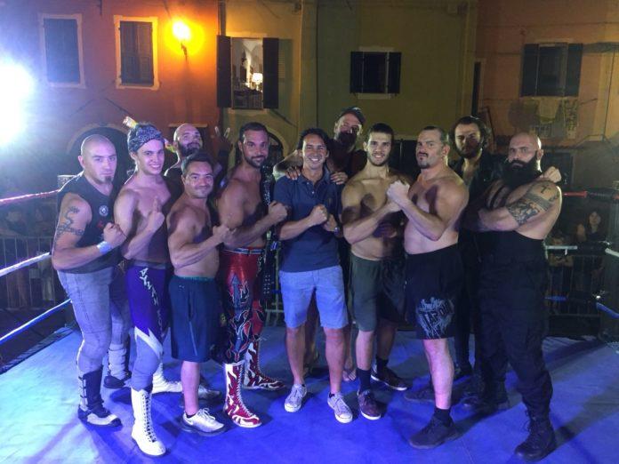 Wrestling Riva Ligure