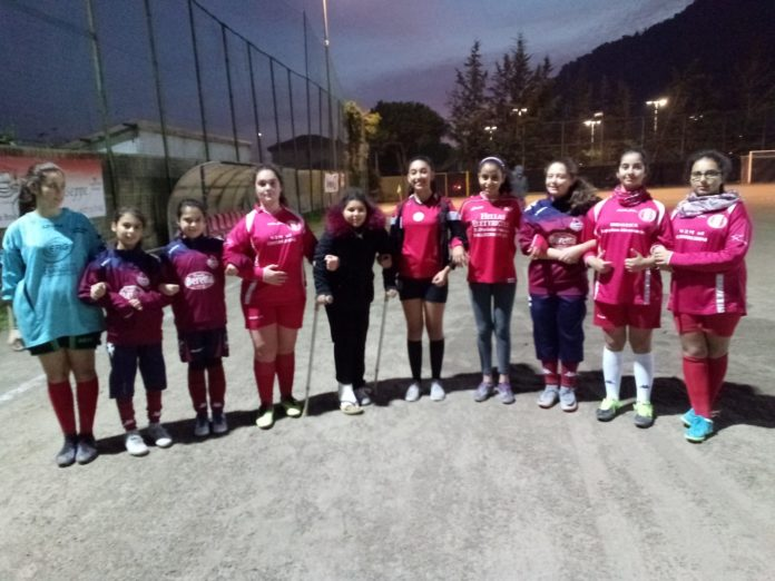 vallecrosia squadra femminile juniores