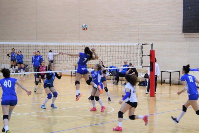 maurina volley