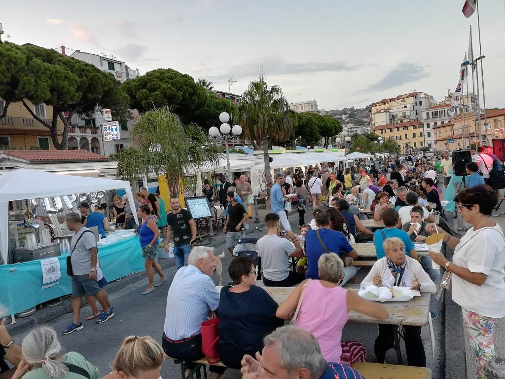 Sanremo A tavola sul Porto Vecchio Confartigianato