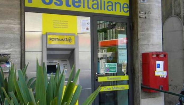 poste italiane Sanremo