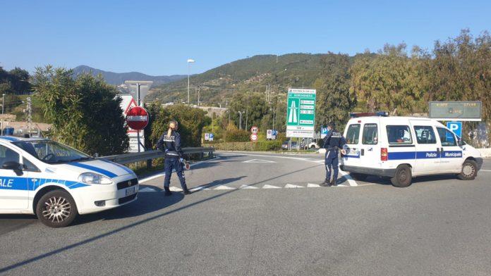 polizia bordighera