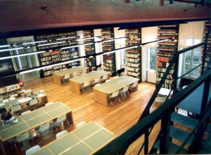 Biblioteca Civica Internazionale Bordighera