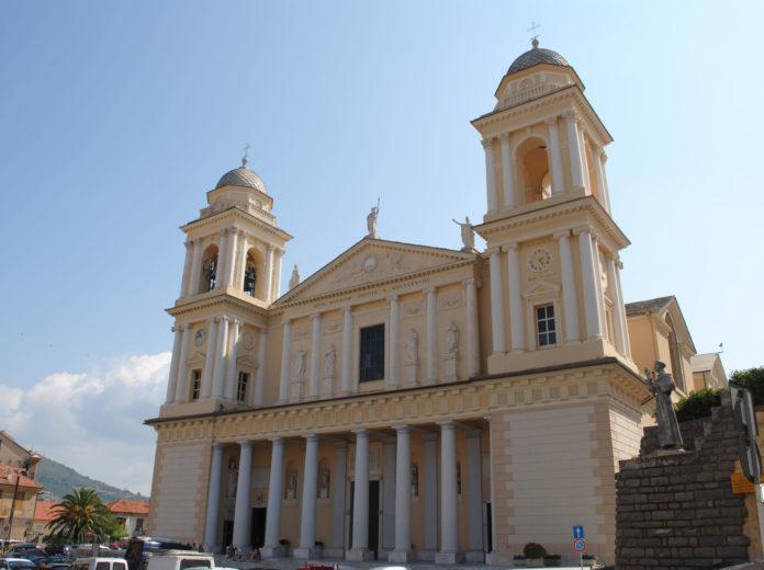 Duomo san maurizio Imperia