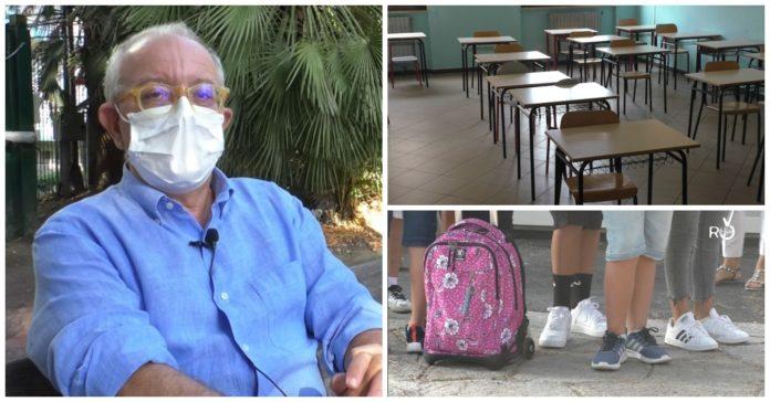 gianfranco trapani rientro a scuola