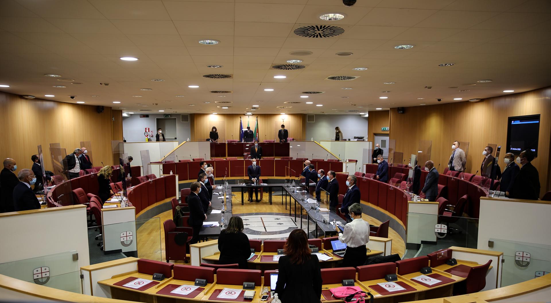 La discussa mozione del Consiglio regionale, Brambilla