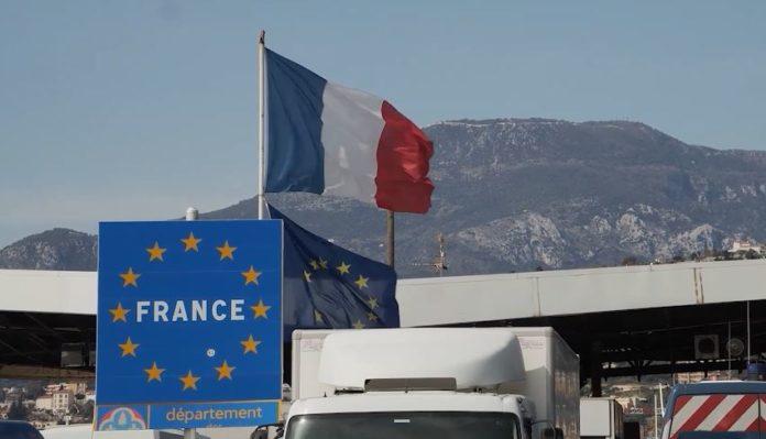 francia frontiera