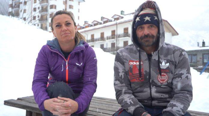 Simona Pagliasso e Maurizio Erca
