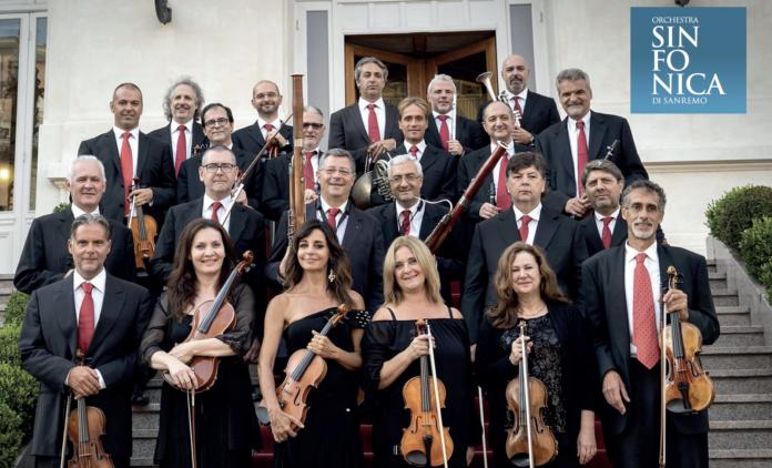 orchestra sinfonica sanremo