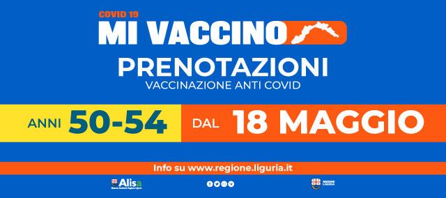 Vaccini Liguria