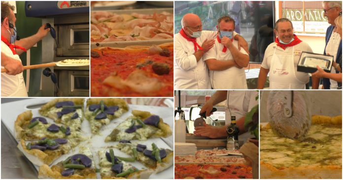 cooking show aromatica