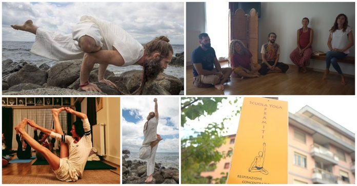 scuola yoga pramiti